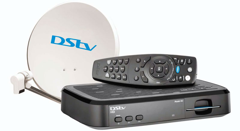DSTV HD decoder full installation – R1,199