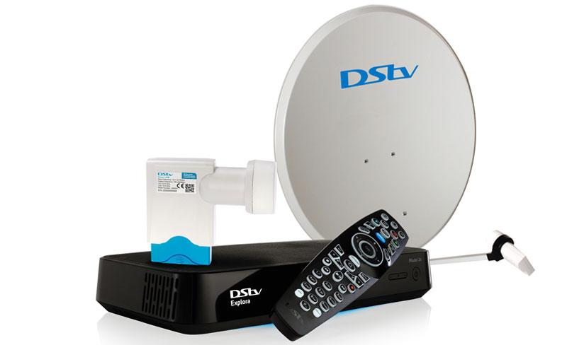 DSTV explora full installation – R3,499